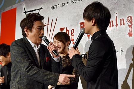平田広明さん、梶裕貴さん、瀬戸麻沙美さん、石川界人さんが登壇した『B: The Beginning』トークイベントをレポート!