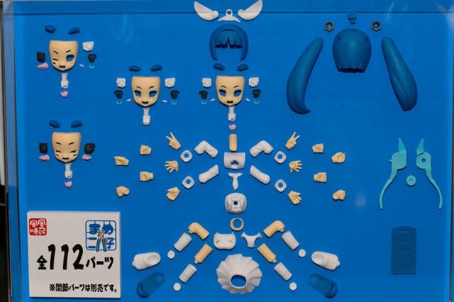 【WF2018冬】『刀剣乱舞-ONLINE-』ほか、ワンフェスのディーラーエリアで見かけたフィギュアたち-28