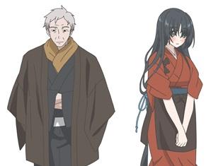 『かくりよの宿飯』追加声優に井上和彦さん・上田麗奈さん! アニメジャパン・KADOKAWAブースでのステージも決定