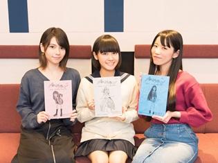TVアニメ『メルヘン・メドヘン』楠木ともりさん、末柄里恵さん、Lynnさんの第6話アフレコ後インタビューが公開! 第7話「正直者の寓話」の場面カットも到着