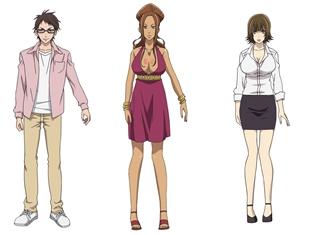 4月放送のTVアニメ『奴隷区 The Animation』小西克幸さん、興津和幸さん、 森久保祥太郎さんらが追加出演決定! キャラクタービジュアルも公開