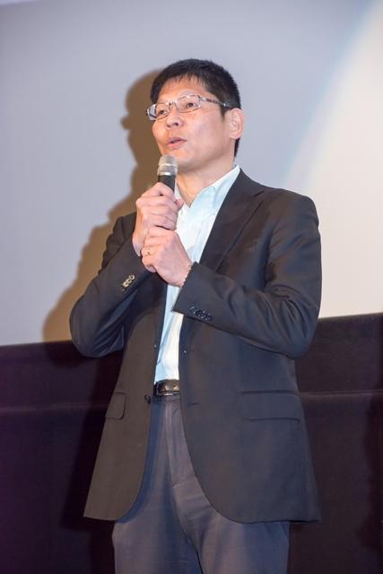 P.A.WORKS・堀川憲司社長