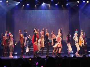 トップアイドルを目指して、輝きながら走り出す!『アイ★チュウ ザ・ステージ Stairway to Étoile 2018』公開ゲネプロレポート