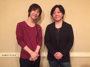 平川大輔さんと杉山紀彰さんによる旅行番組『いい旅妄想気分』の旅行ツアーを4月22日に開催!