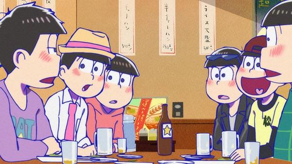 『おそ松さん』第2期・第21話の先行場面カット公開