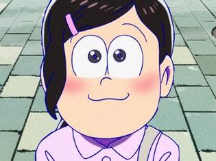 『おそ松さん』第2期・第21話「BANANA」「ニート矯正施設」ほかの先行場面カット公開! 松代と松造の元に現れた営業マンの正体は!?