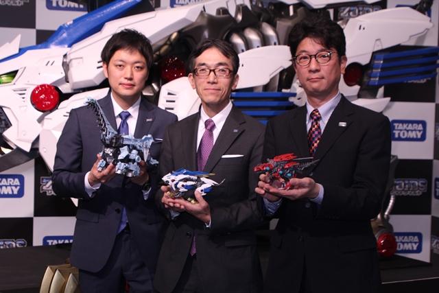 ▲左から平位さん、小島さん、田島さん