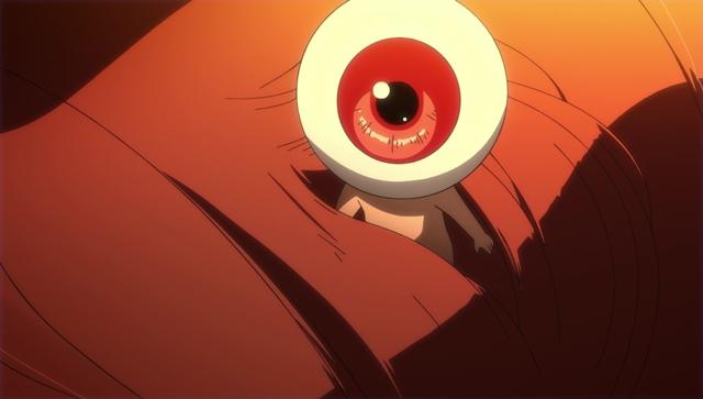 『ゲゲゲの鬼太郎』第46話「呪いのひな祭 麻桶毛」より先行カット公開! 廊下には、お内裏様とお雛様のみ置かれた7段飾りが……-3