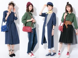 『K RETURN OF KINGS』より、伏見猿比古と八田美咲をイメージしたファッションアイテム7点が一挙登場!