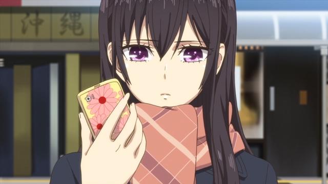 TVアニメ『citrus(シトラス)』第9話よりあらすじ&場面カットが到着! 柚子との仲を快く思わないまつりが、芽衣に脅しをかける-7