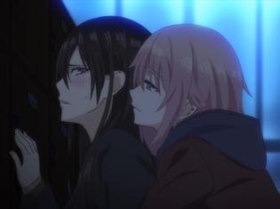TVアニメ『citrus(シトラス)』第9話よりあらすじ&場面カットが到着! 柚子との仲を快く思わないまつりが、芽衣に脅しをかける