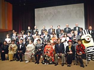 「第十二回 声優アワード」各受賞者のコメントをお届け!豊永利行さん、黒沢ともよさん、諏訪部順一さん、佐倉綾音さん、大西沙織さんらが受賞