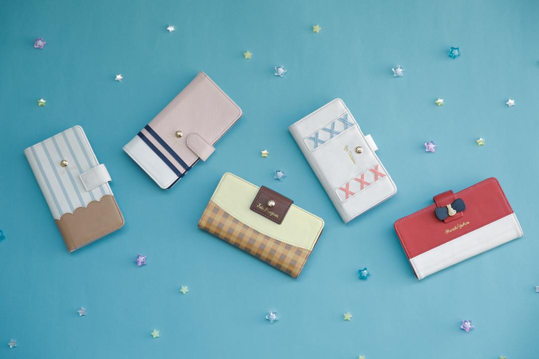 『サンリオ男子』よりお財布&スマートフォンケースが登場