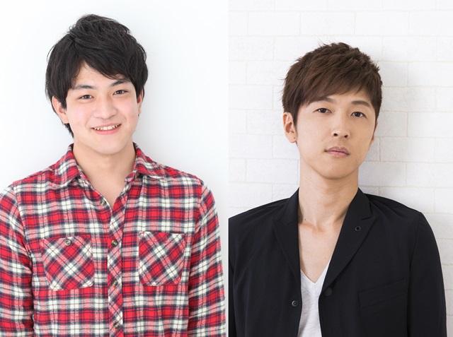 ▲左から石川界人さん、櫻井孝宏さん