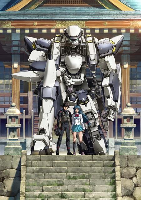 『フルメタル・パニック!IV』4月13日より放送スタート