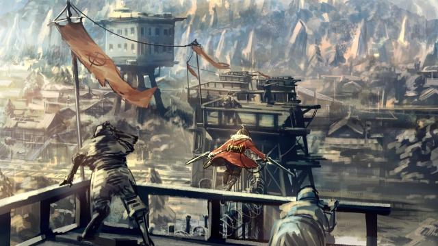 『甲鉄城のカバネリ』最新作映画が2018年公開決定!タイトルは『甲鉄城のカバネリ〜海門決戦〜』!