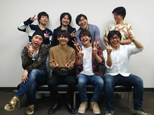 ドラマCD『だんだらごはん』梶裕貴さん、花江夏樹さんら出演陣からコメントが到着! ドラマCDジャケットも初公開