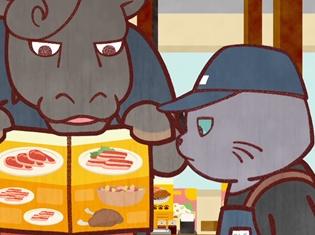 TVアニメ『働くお兄さん!』の第11話先行場面カット&あらすじが到着! ニコニコ生放送にて一挙放送も決定