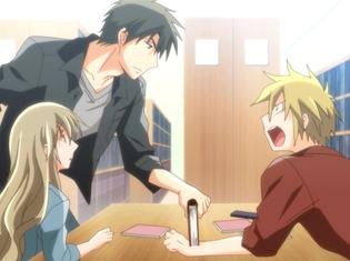 『25歳の女子高生』第10話「それってヤキモチ?」の先行カット公開! エンドカードは『イケメンヴァンパイア』の山田シロ先生!