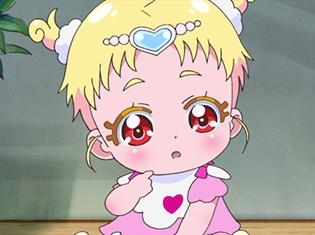 『HUGっと!プリキュア』第6話よりあらすじ・先行場面カット到着! ホームセンターの仕事のお手伝いをする中、はぐたんが迷子に!?