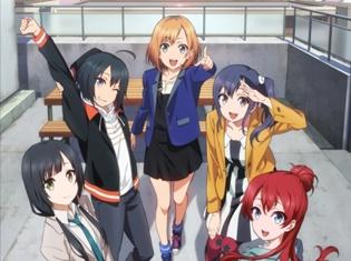 TVアニメ『SHIROBAKO』の春祭りイベントが開催決定! イベント用イラストが公開に