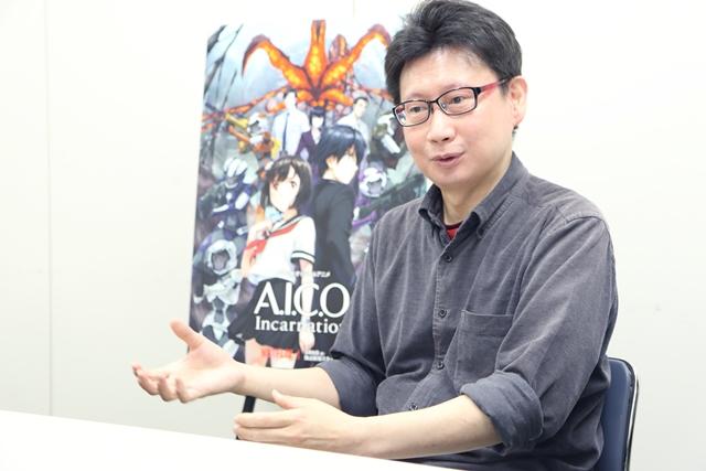 『A.I.C.O. Incarnation』白石晴香さん・小林裕介さんら出演声優11名が判明! 3月9日よりNetflixにて全世界独占配信-4