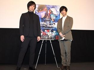斉藤壮馬さんから甘~い言葉も飛び出した『劇場版 Infini-T Force/ガッチャマン さらば友よ』舞台挨拶をレポート