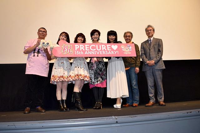 「プリキュア」感謝祭上映会 vol.1イベントレポート