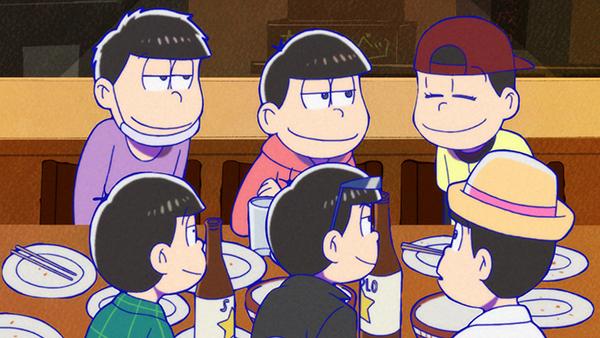 『おそ松さん』第2期、第23話の先行場面カット&あらすじ公開