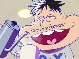 『おそ松さん』第2期、第23話の先行場面カット公開! ダヨーンの生活が明らかになり、イヤミは悩んである人に相談する!?