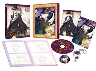 TVアニメ『Code:Realize ~創世の姫君~』Blu-ray&DVD第5巻の展開図を公開!
