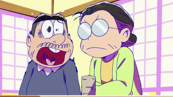 TVアニメ第2期『おそ松さん』第21話を【振り返り松】