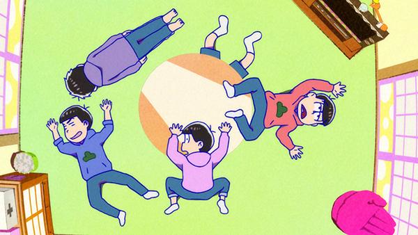 劇場版『えいがのおそ松さん』2019年3月15日(金)公開!予告編と学生服&現在の6つ子を描いたティザービジュアル2種が解禁-2