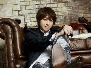 小野大輔さん、フルアルバムのタイトルは「STARTRAIN」に決定! ジャケット&最新アー写も公開