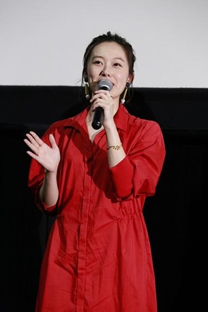 ▲田中あすか役の寿美菜子さん