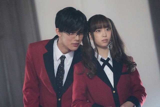 『賭ケグルイ』池田エライザ、生徒会長・桃喰綺羅莉役に決定!銀髪姿を初披露-4