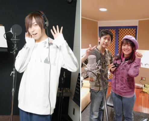 PSO2キャラソンベストアルバム蒼井翔太さんインタビュー│桃井はるこさん、会一太郎さんのコメントも到着
