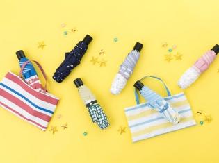 『おそ松さん』6つ子をイメージした折り畳み傘が登場! 晴雨兼用のコンパクトサイズ! 推し松と一緒にお出かけしよう!