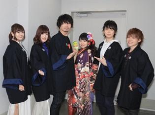 『かくりよの宿飯』東山奈央さん・小西克幸さんら声優陣登壇で先行上映会が開催! なんと舞台化も決定