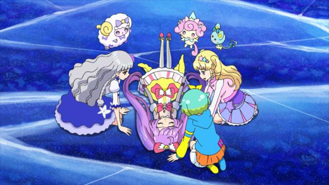 『キラッとプリ☆チャン』下期キービジュアル解禁! プリティーシリーズ過去最大規模のライブが12月開催決定-2