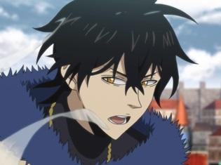 """『ブラッククローバー』第24話「ブラックアウト」の先行カット公開! 追い詰められたユノの""""魔(マナ)""""に変化が!?"""