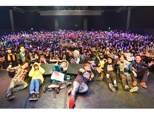 ライブありゲーム実況ありの企画イベントで、わくわくバンド×ましょ隊×アルカラが共演!