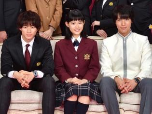 『花のち晴れ~花男 Next Season~』ドラマキャスト一覧:主題歌はKing & Prince「シンデレラガール」に
