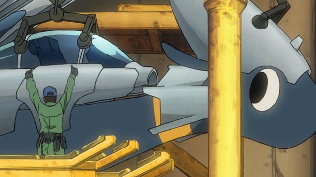 『ひそねとまそたん』第9話「ギャーーー!!」の先行場面カット到着! 小此木と親しいひそねに対し、執拗につきまとう巫女の棗。一方、貞と飯干は……-6