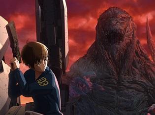 『PSYCHO-PASS サイコパス』×『GODZILLA 決戦機動増殖都市』SPコラボ決定! アニメジャパンでグッズ販売も実施