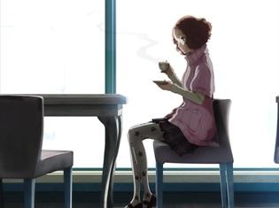 『PERSONA5 the Animation』第1弾キービジュアル(奥村春ver.)が解禁! 番宣ポスタープレゼントキャンペーンも実施