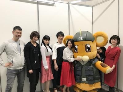 『フルメタル・パニック!IV』関智一さん、浪川大輔さんら声優陣とシリーズを振り返る!【AJ2018】