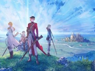 『千銃士』TVアニメ化、7月放送開始! 世界観ビジュアルが公開&公式サイトがオープン!