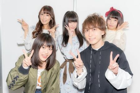 TVアニメ『ヒナまつり』AJ2018ステージレポート
