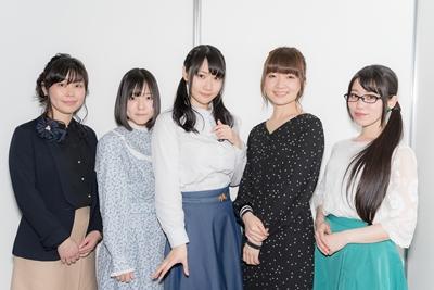 『はるかなレシーブ』優木かなさん、宮下早紀さんら声優陣がペアになってクイズ対決【AJ2018】
